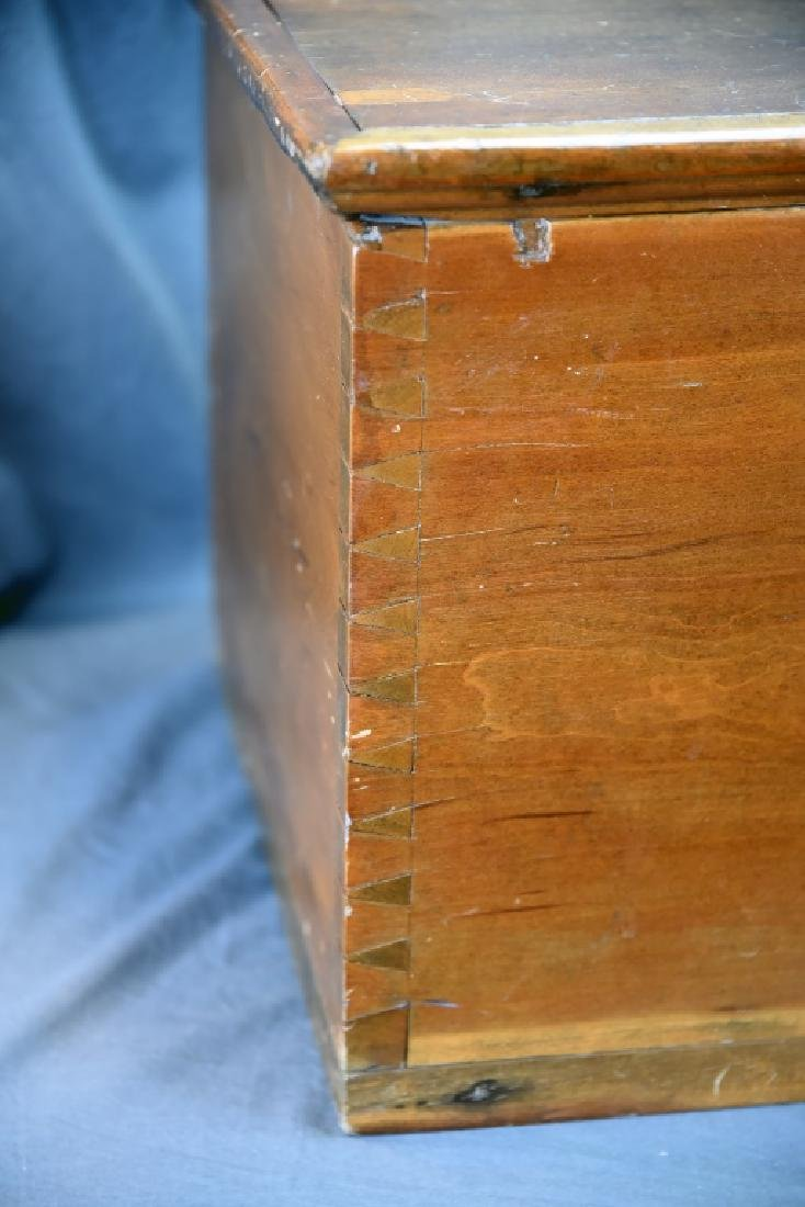 Hand Dovetailed Hope Chest - 2