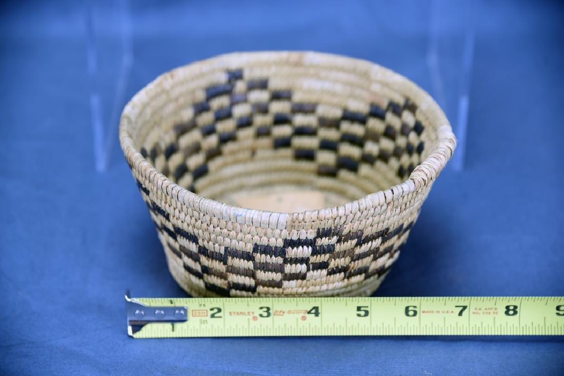 Native American Papago Basket - 2