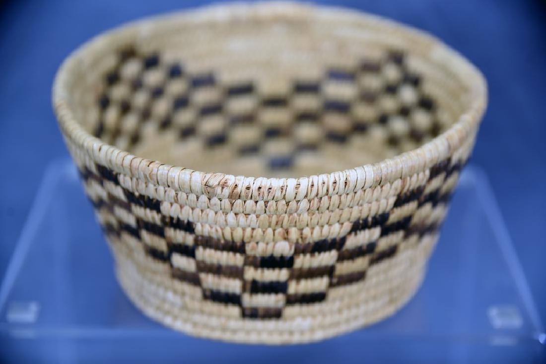 Native American Papago Basket - 4