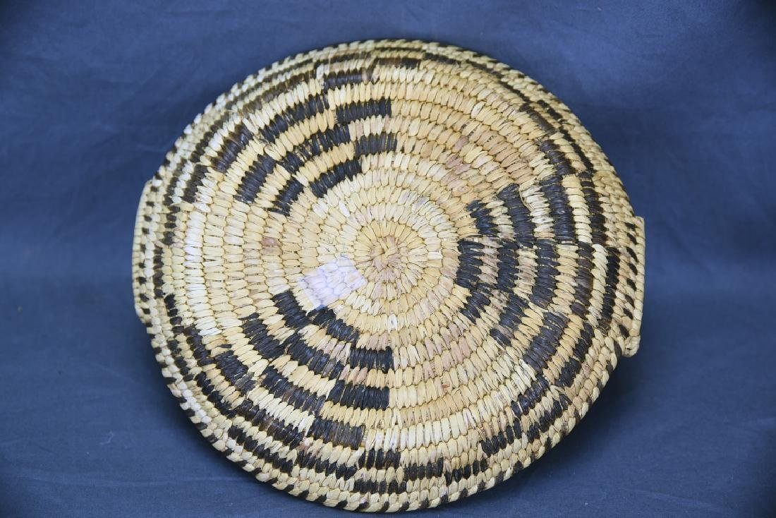 Lot of 4 Native American Coil Baskets - 5