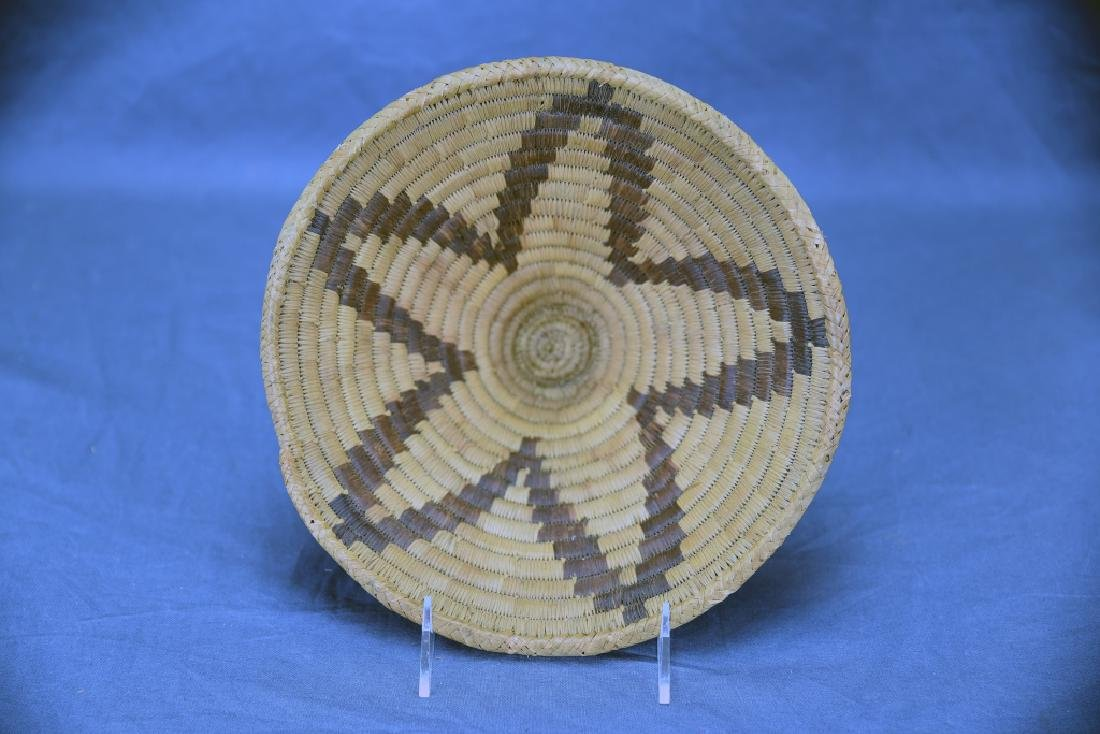 2 Southwest Native American Baskets - 10