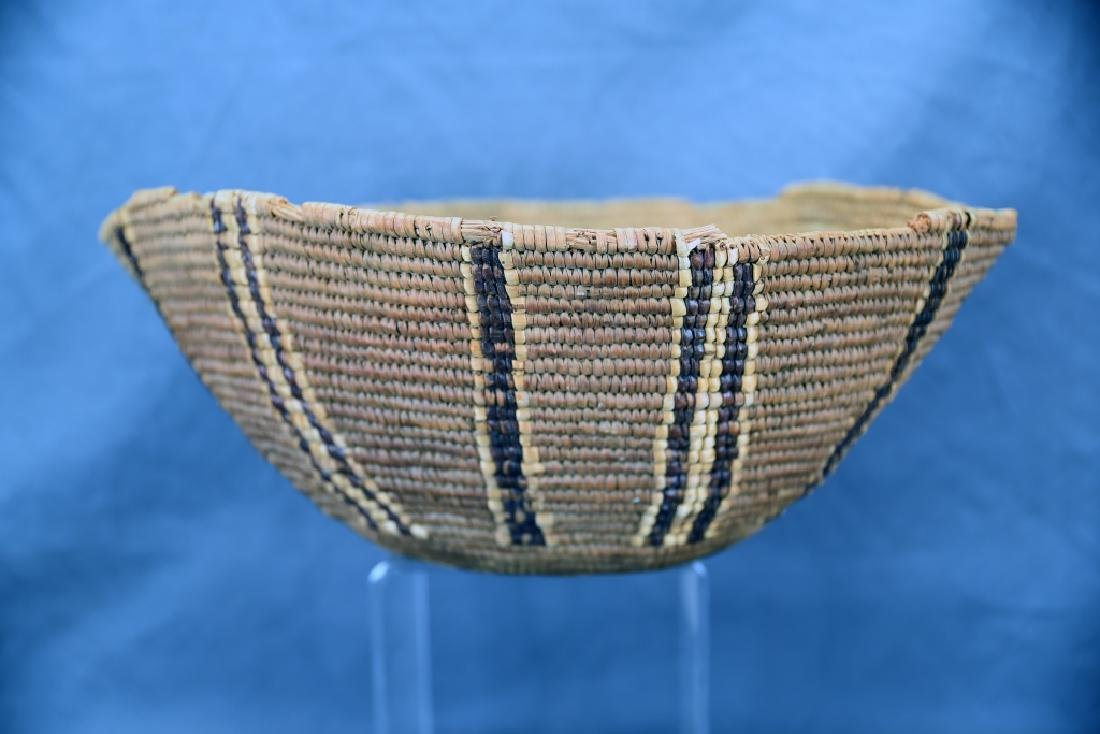 2 Southwest Native American Baskets - 3