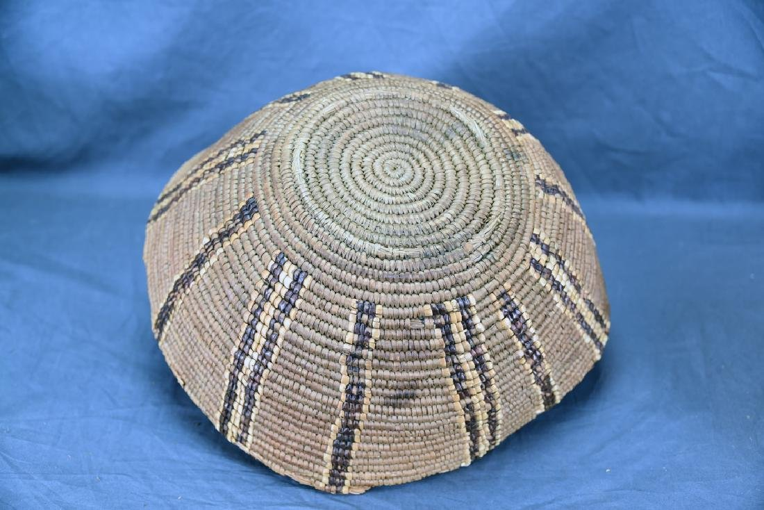 2 Southwest Native American Baskets - 8