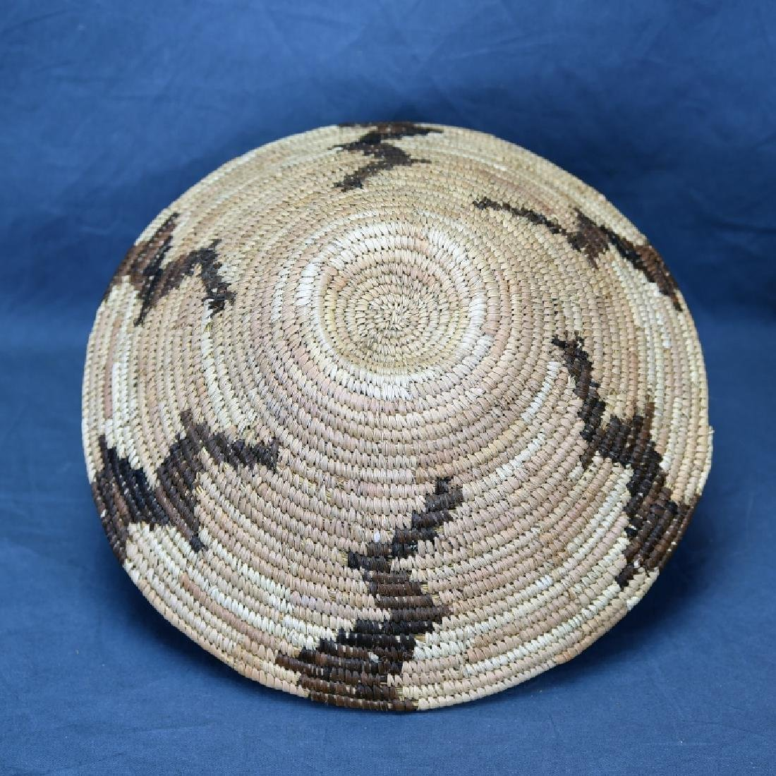 2 Southwest Native American Baskets - 5