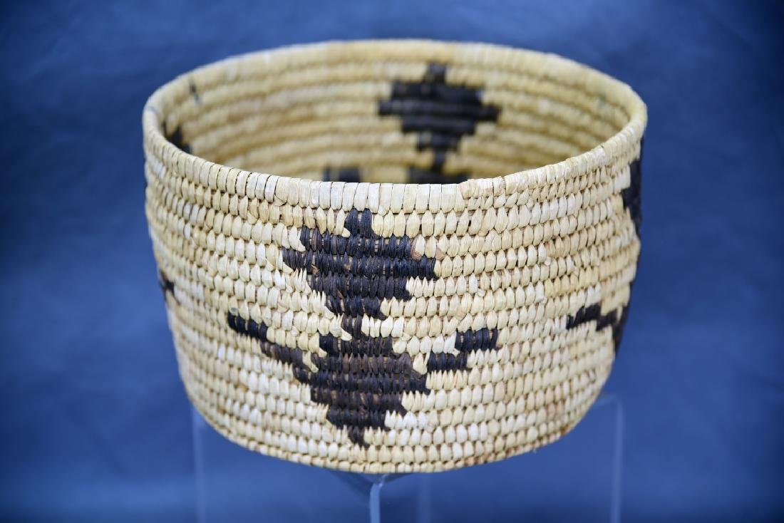 2 Southwest Native American Baskets - 6