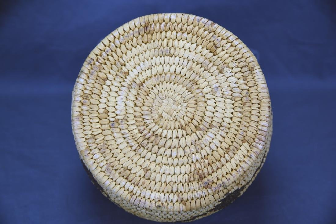 2 Southwest Native American Baskets - 7