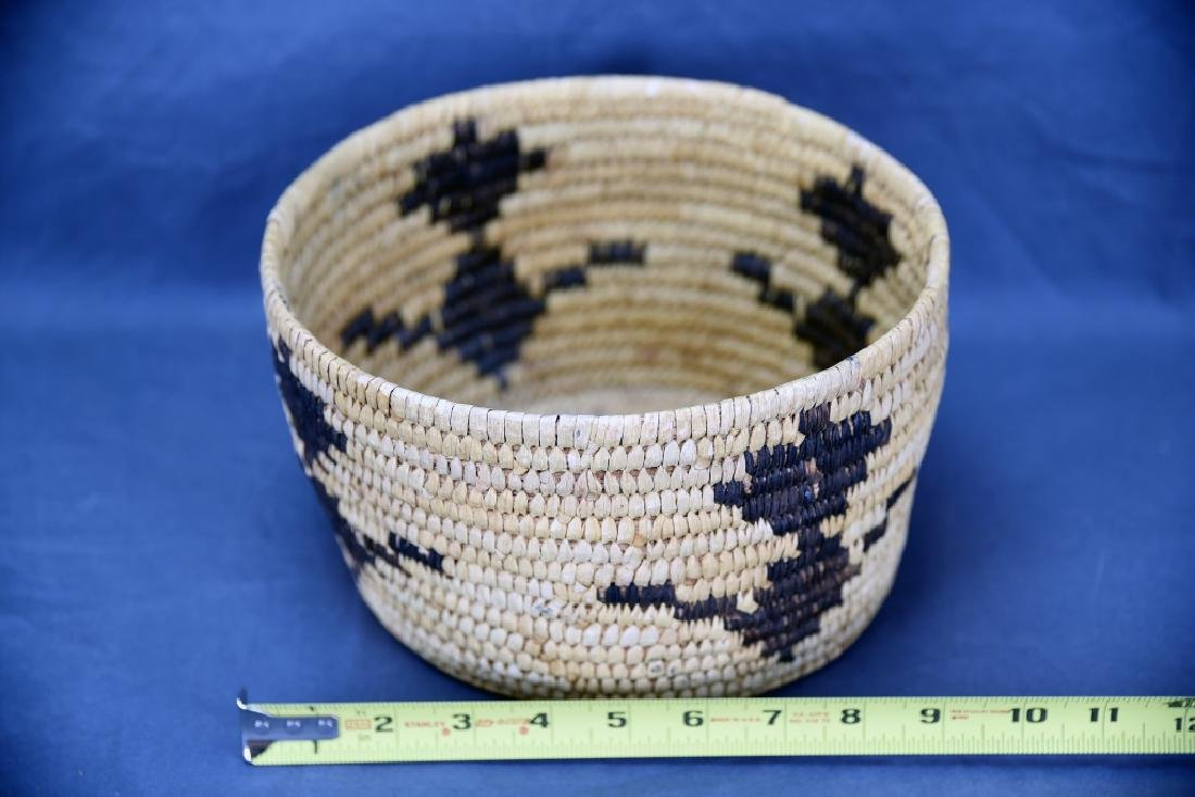 2 Southwest Native American Baskets - 9
