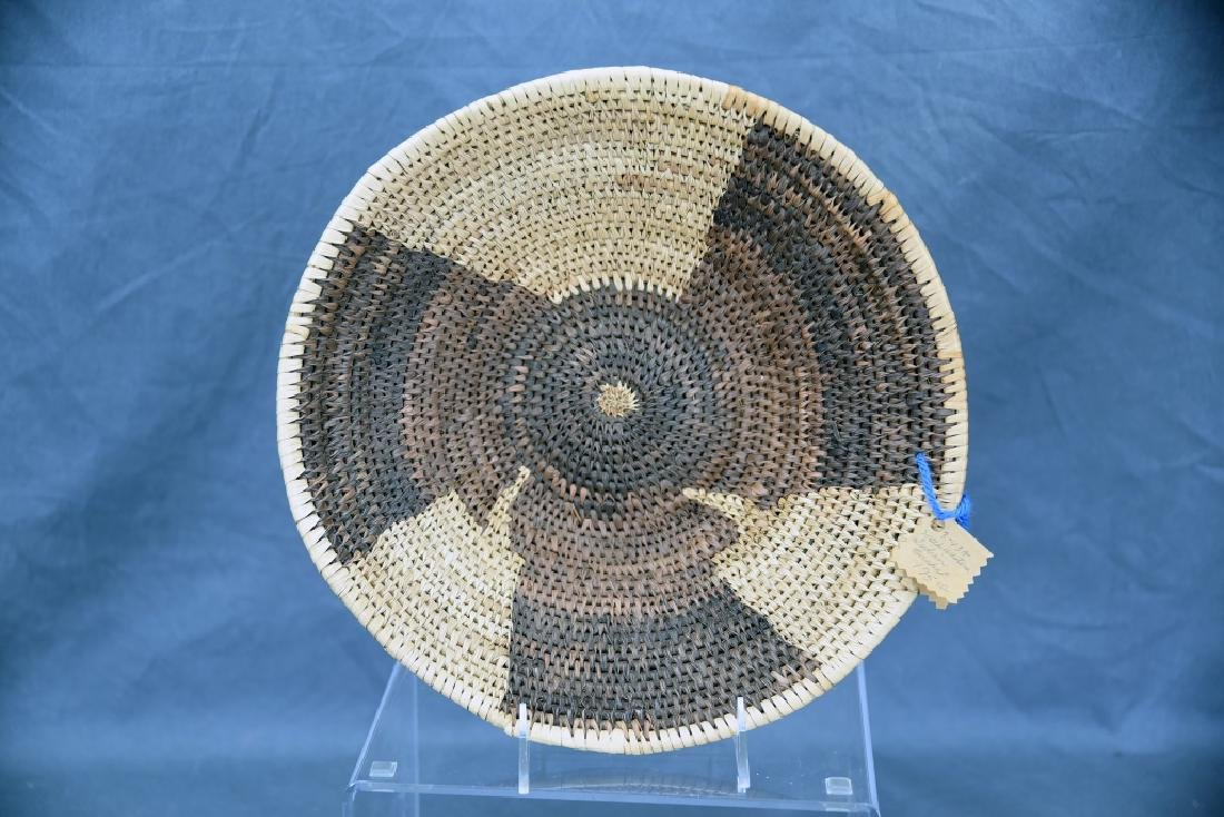Southwest Native American Bowl Basket