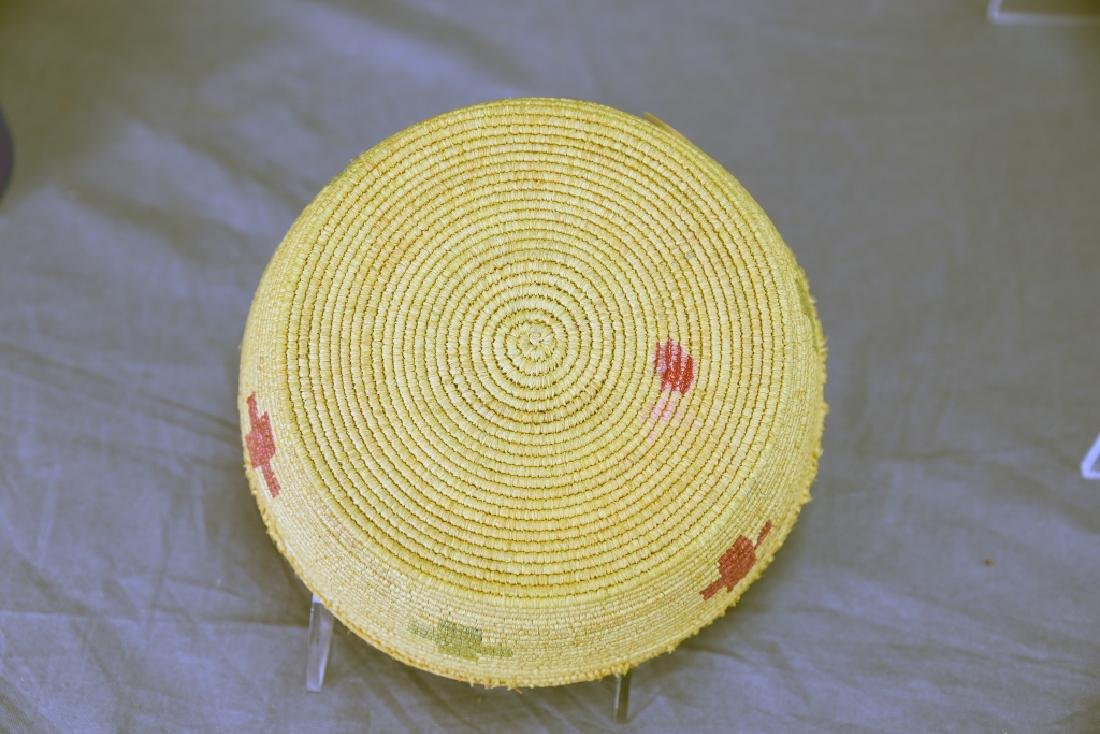 4 Southwest Native American Coil Baskets - 10