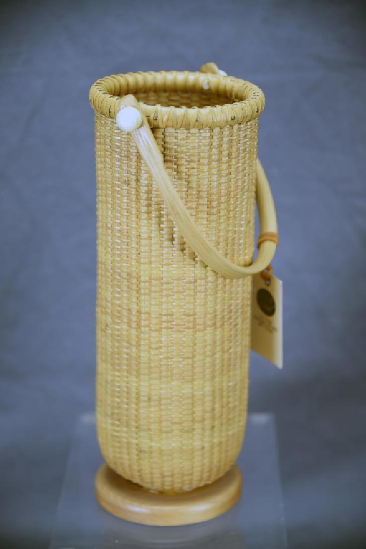 Nantucket Wine Holder Basket