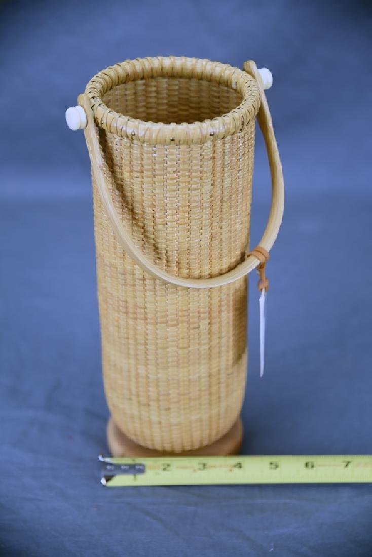 Nantucket Wine Holder Basket - 2