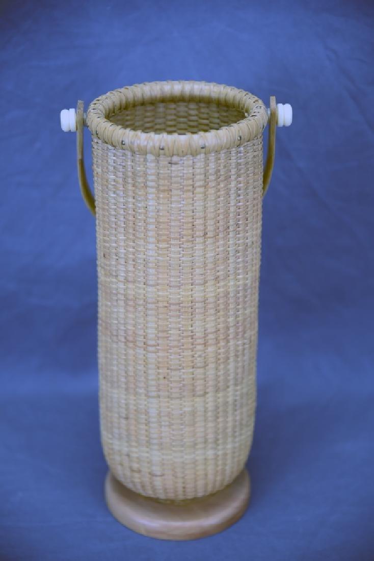 Nantucket Wine Holder Basket - 3