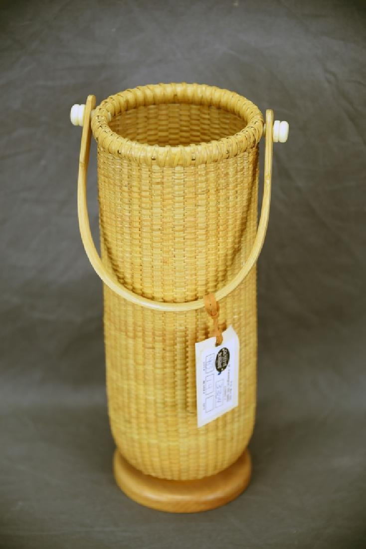 Nantucket Wine Holder Basket - 4