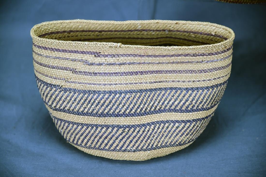 2 Southwest Native American Baskets - 4