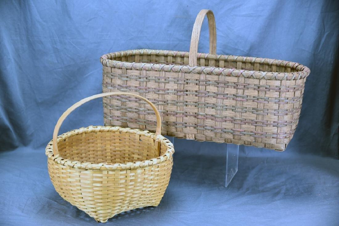 2 Splint Market Baskets