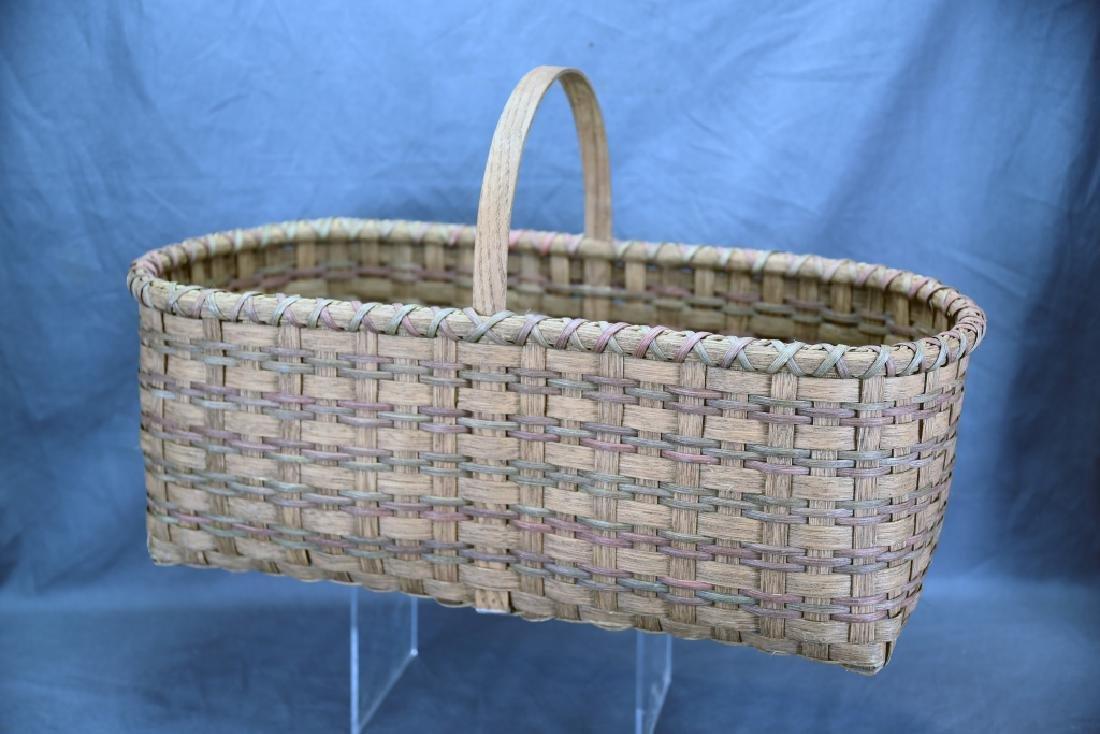 2 Splint Market Baskets - 2