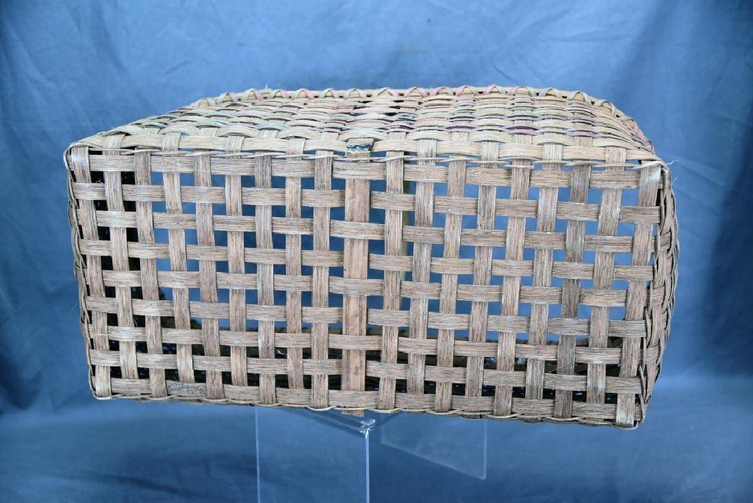 2 Splint Market Baskets - 5