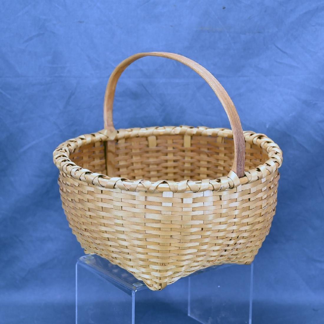 2 Splint Market Baskets - 6