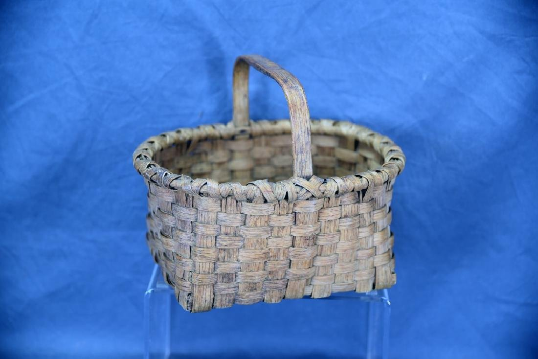2 Split Ash Baskets - 8