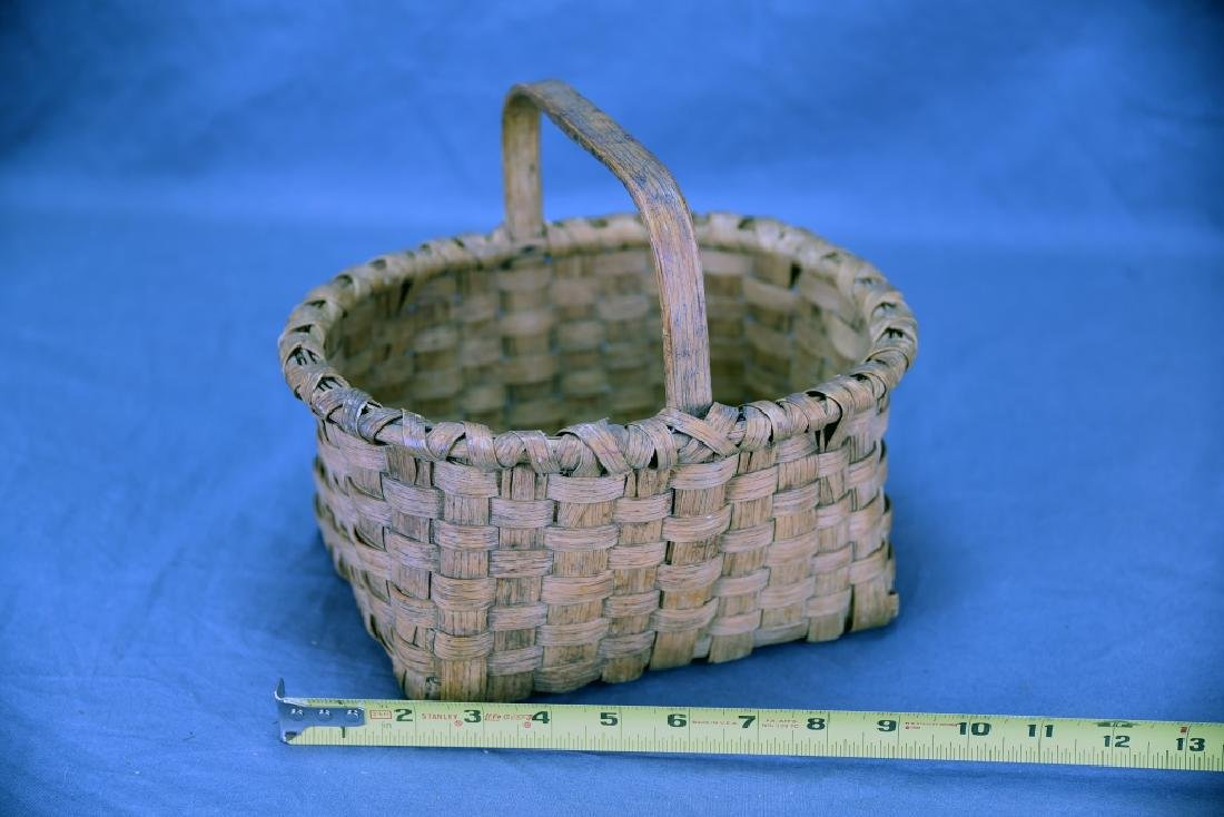 2 Split Ash Baskets - 9