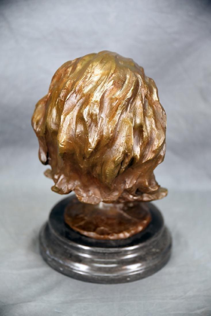 Bronze Bust of Einstein - 4