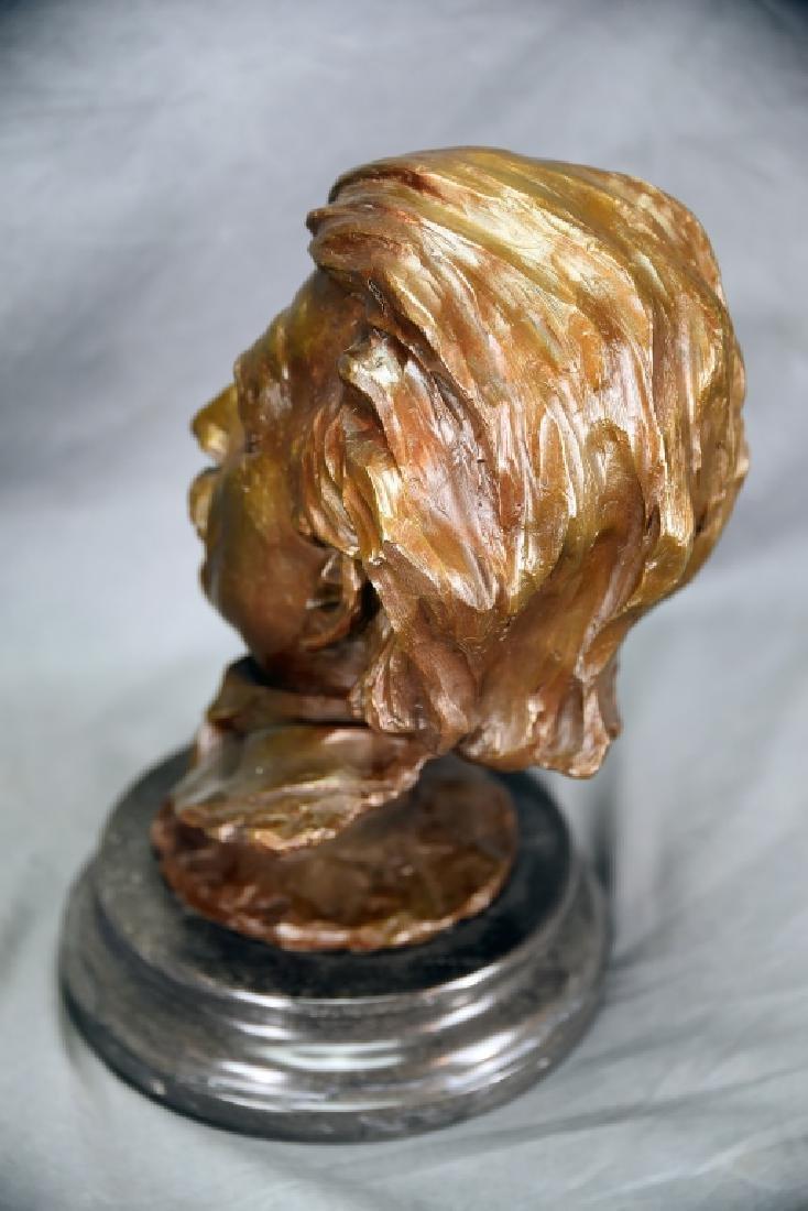 Bronze Bust of Einstein - 7