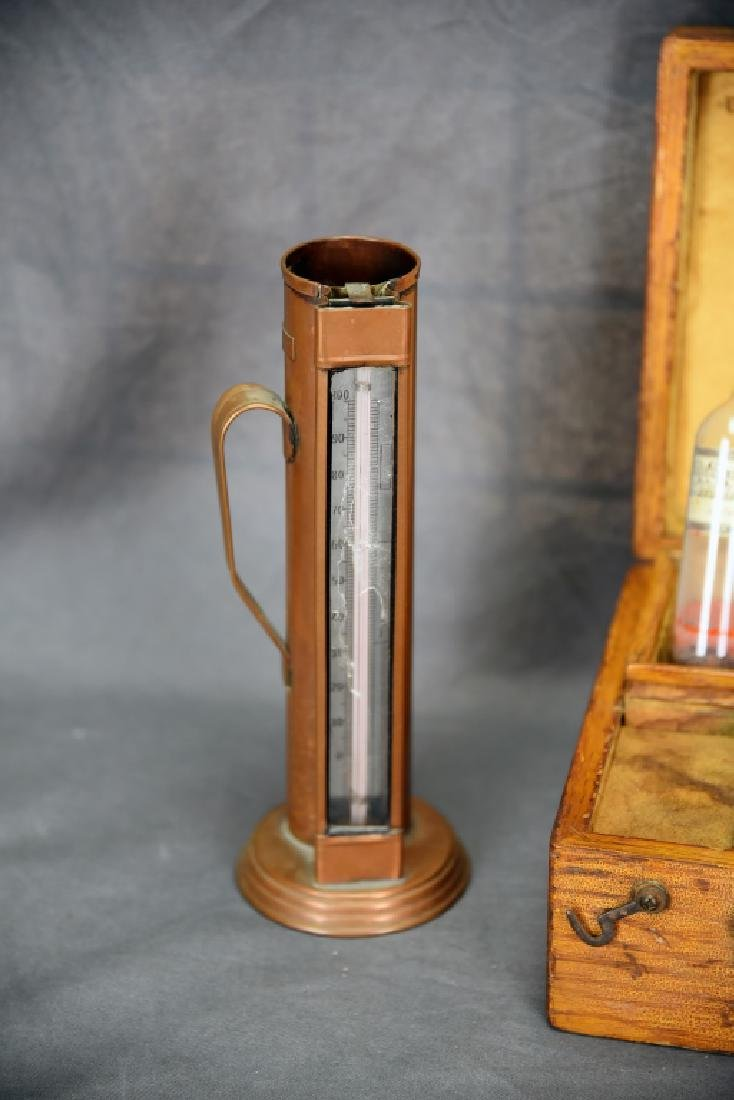 1940s Beer Making Hydrometer Kit - 2