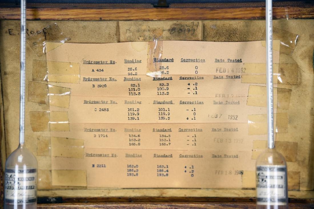 1940s Beer Making Hydrometer Kit - 5