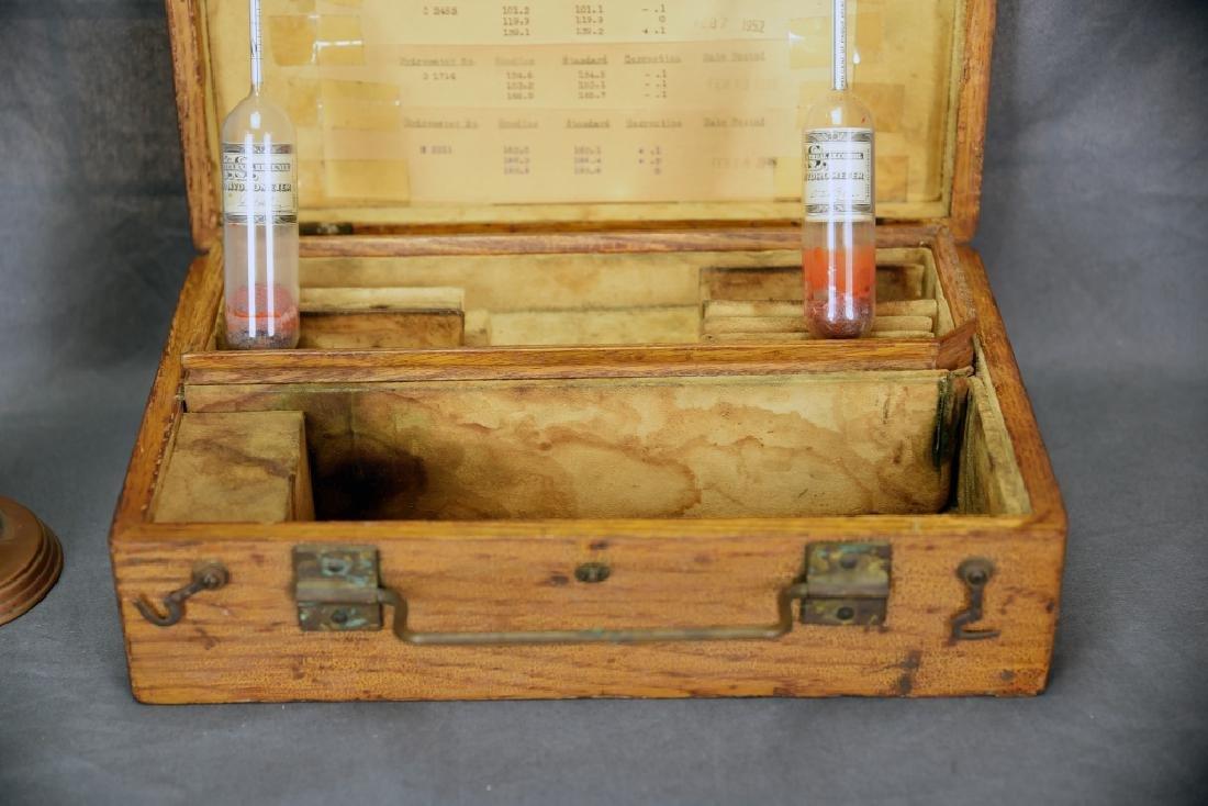 1940s Beer Making Hydrometer Kit - 6