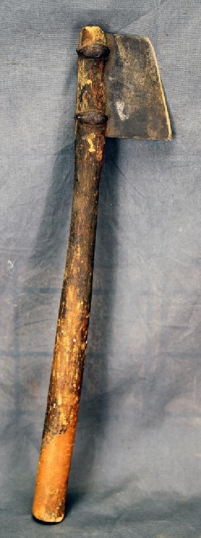 Hand Made Native American Hatchet Tomahawk