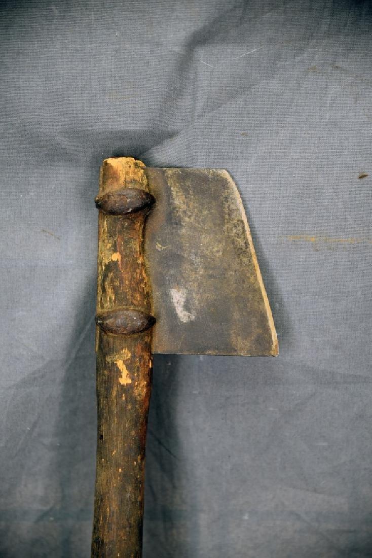 Hand Made Native American Hatchet Tomahawk - 5