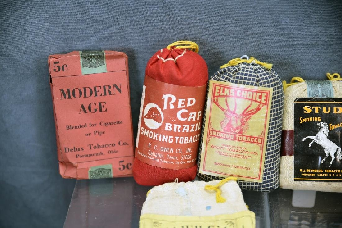 26 Smoking Tobacco Bags - Stud, Orphan Boy more.. - 2