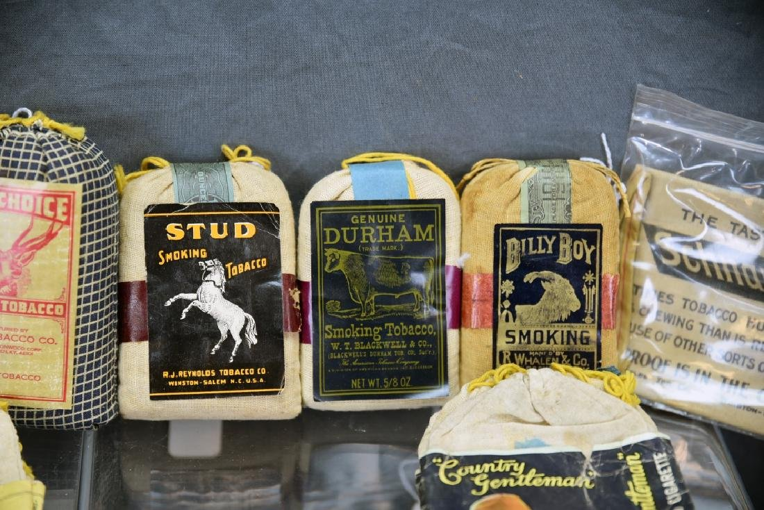 26 Smoking Tobacco Bags - Stud, Orphan Boy more.. - 3