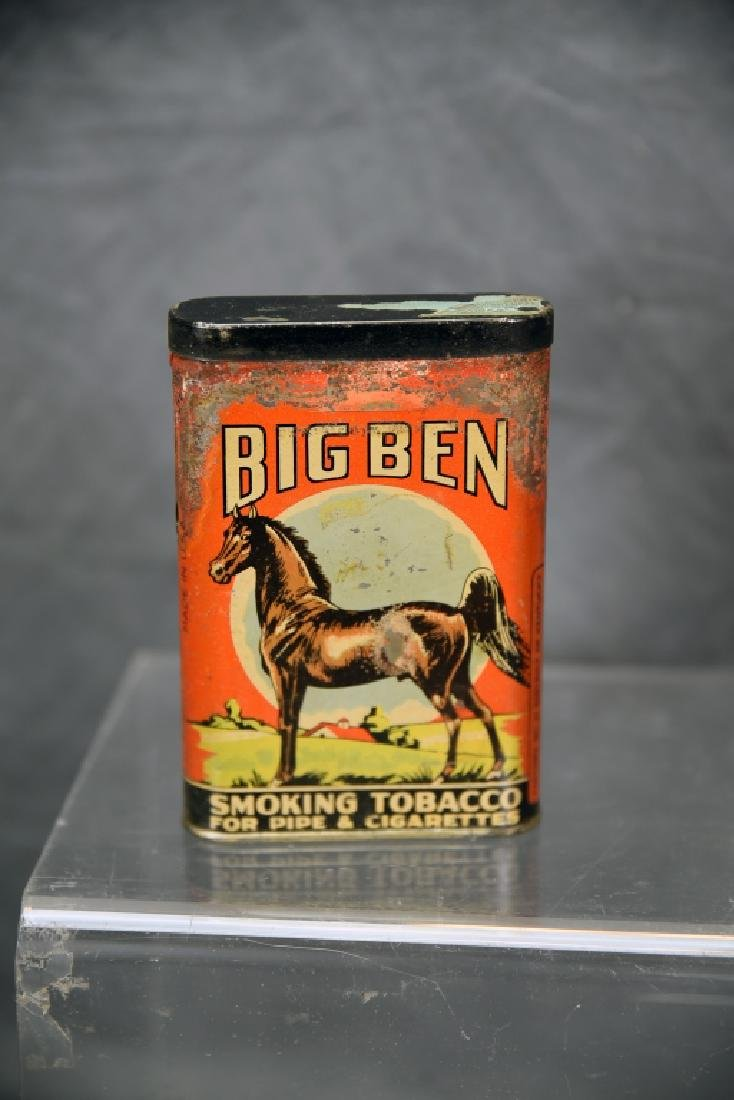 Big Ben Pocket Tin