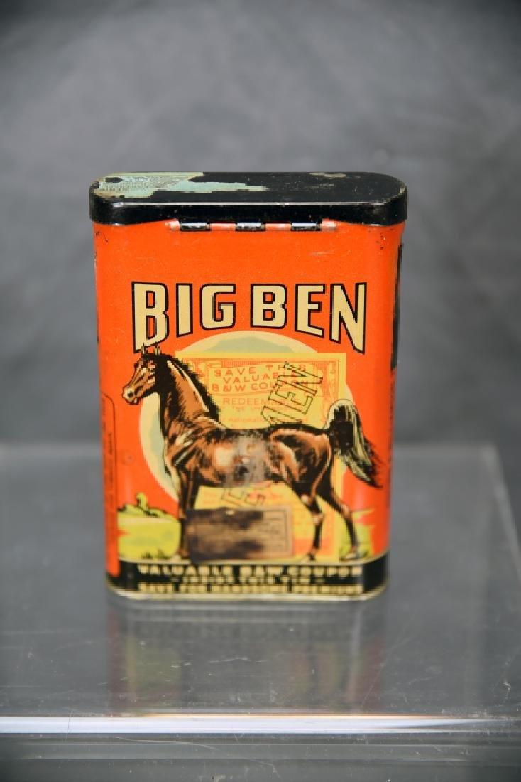 Big Ben Pocket Tin - 2