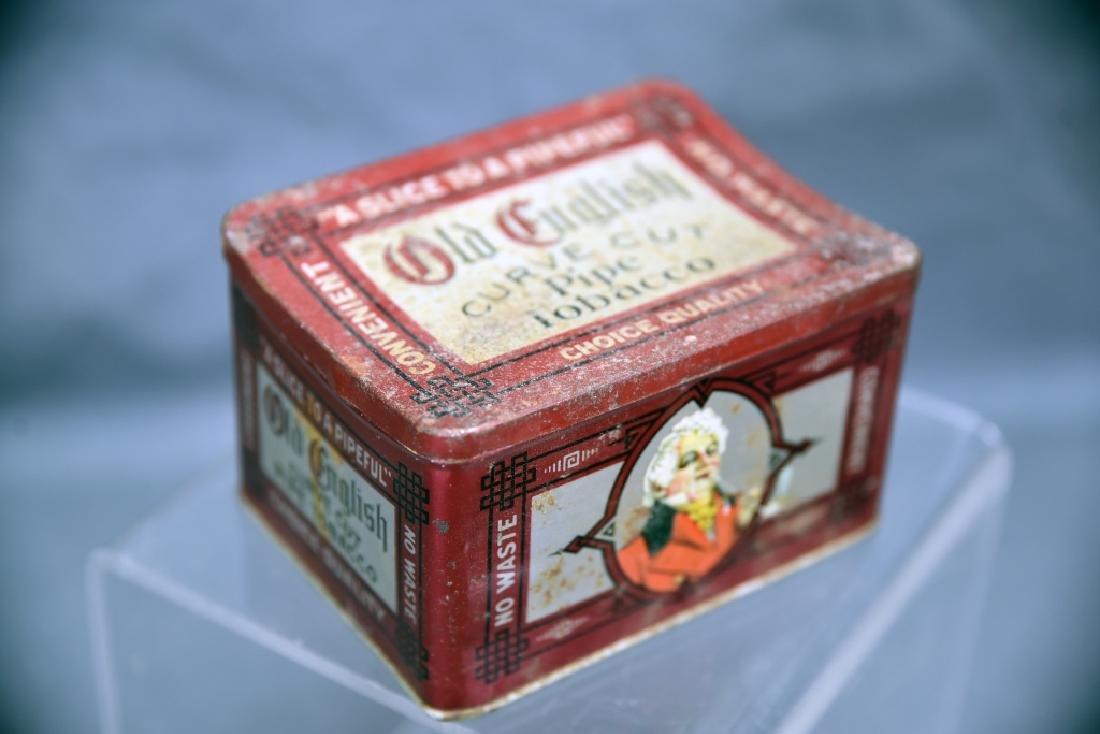 4 Cigar Boxes, 3 Tin and 1 Wood - 10
