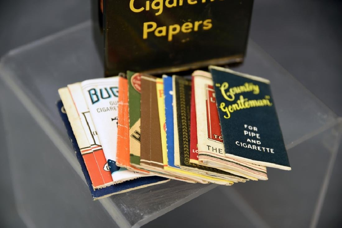 OCB Cigarette Paper Display, Hundreds Papers - 2