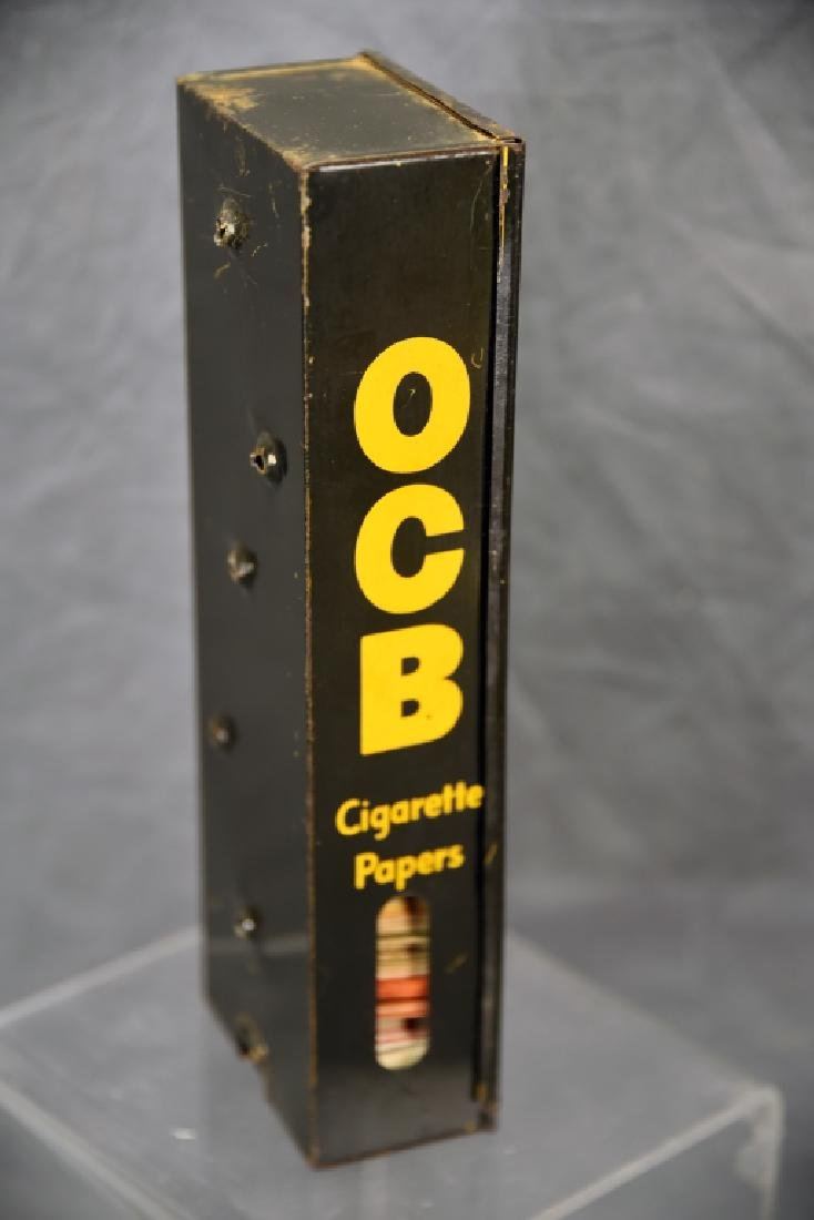 OCB Cigarette Paper Display, Hundreds Papers - 3