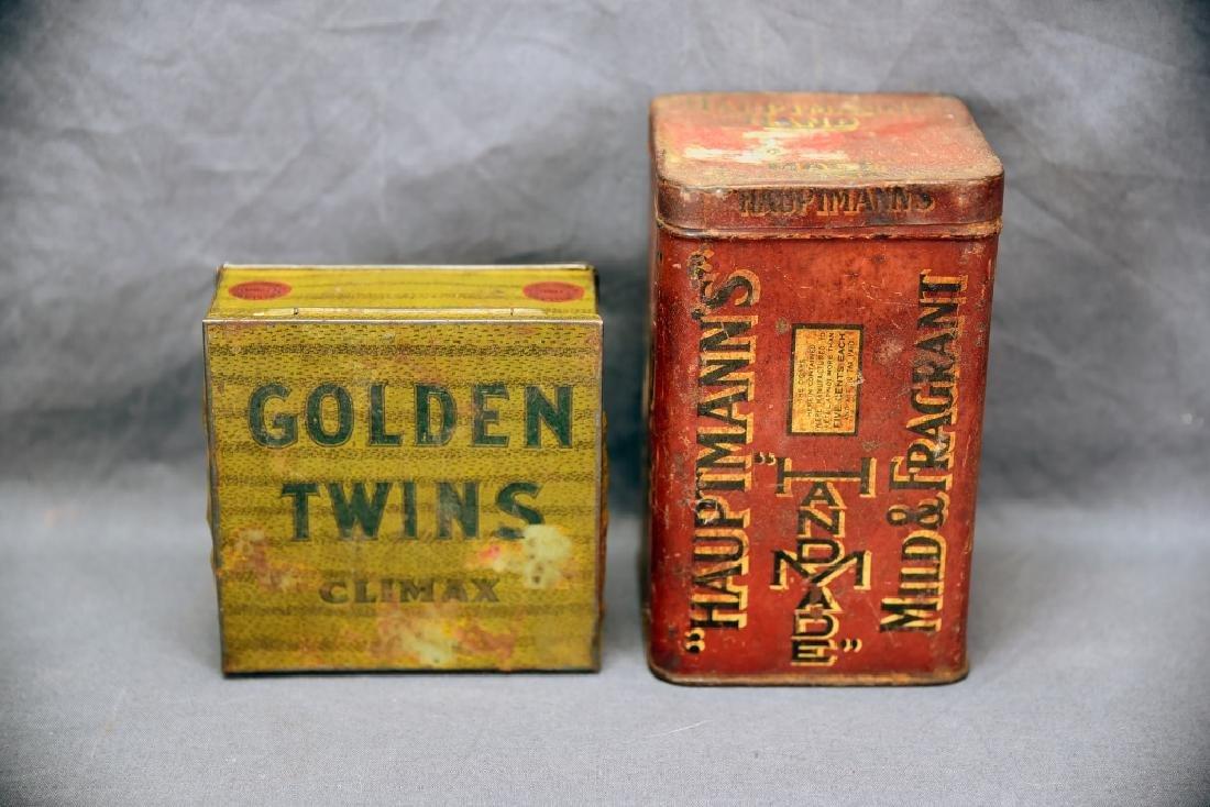 2 Tins, Golden Twin, Hauptmann's