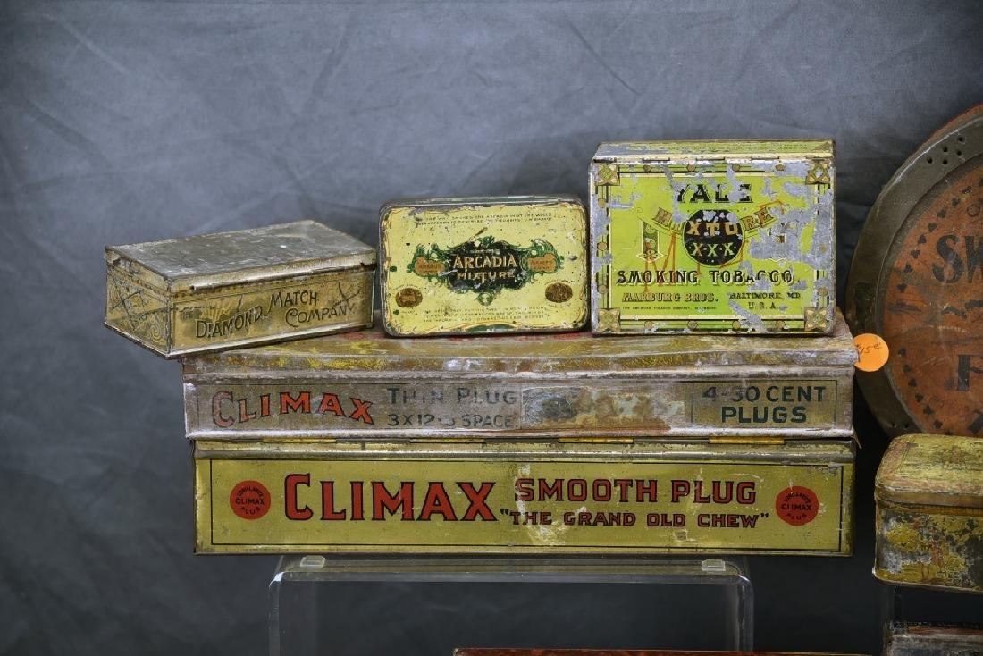 15 Tin Cigar Boxes - 2