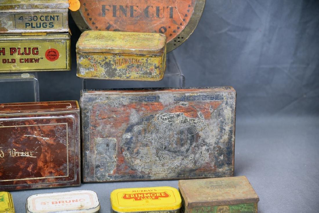 15 Tin Cigar Boxes - 4