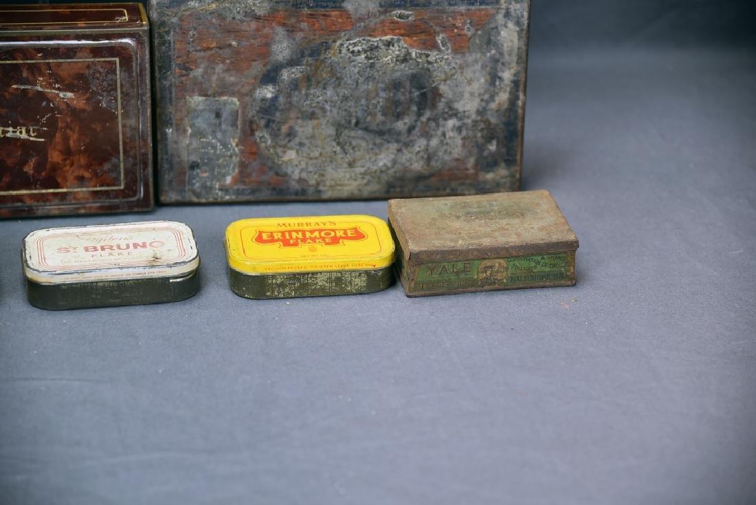 15 Tin Cigar Boxes - 5