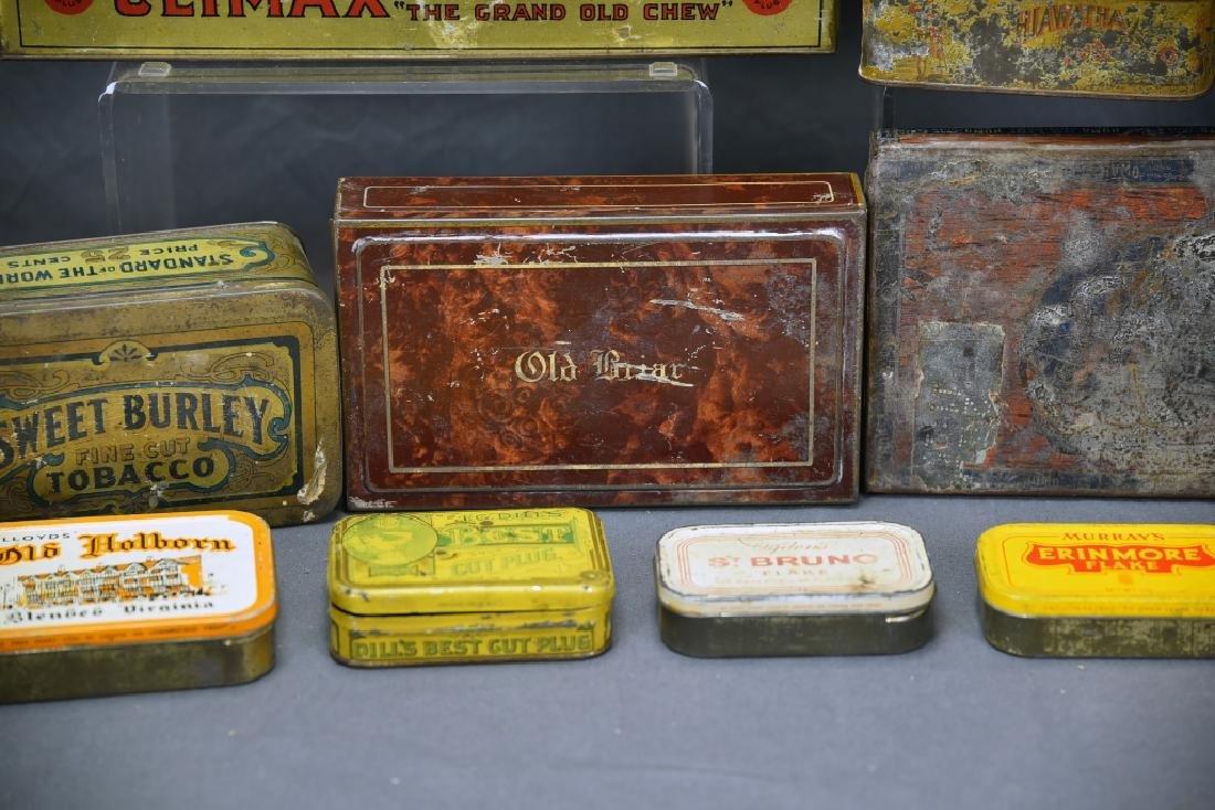 15 Tin Cigar Boxes - 6