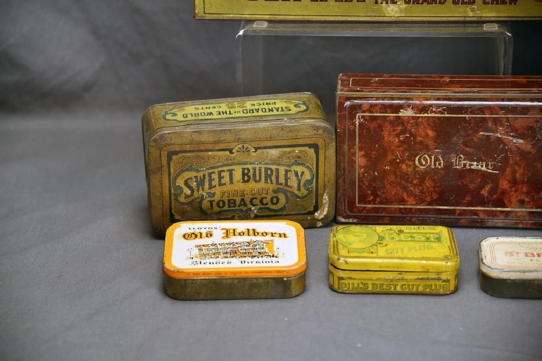 15 Tin Cigar Boxes - 7