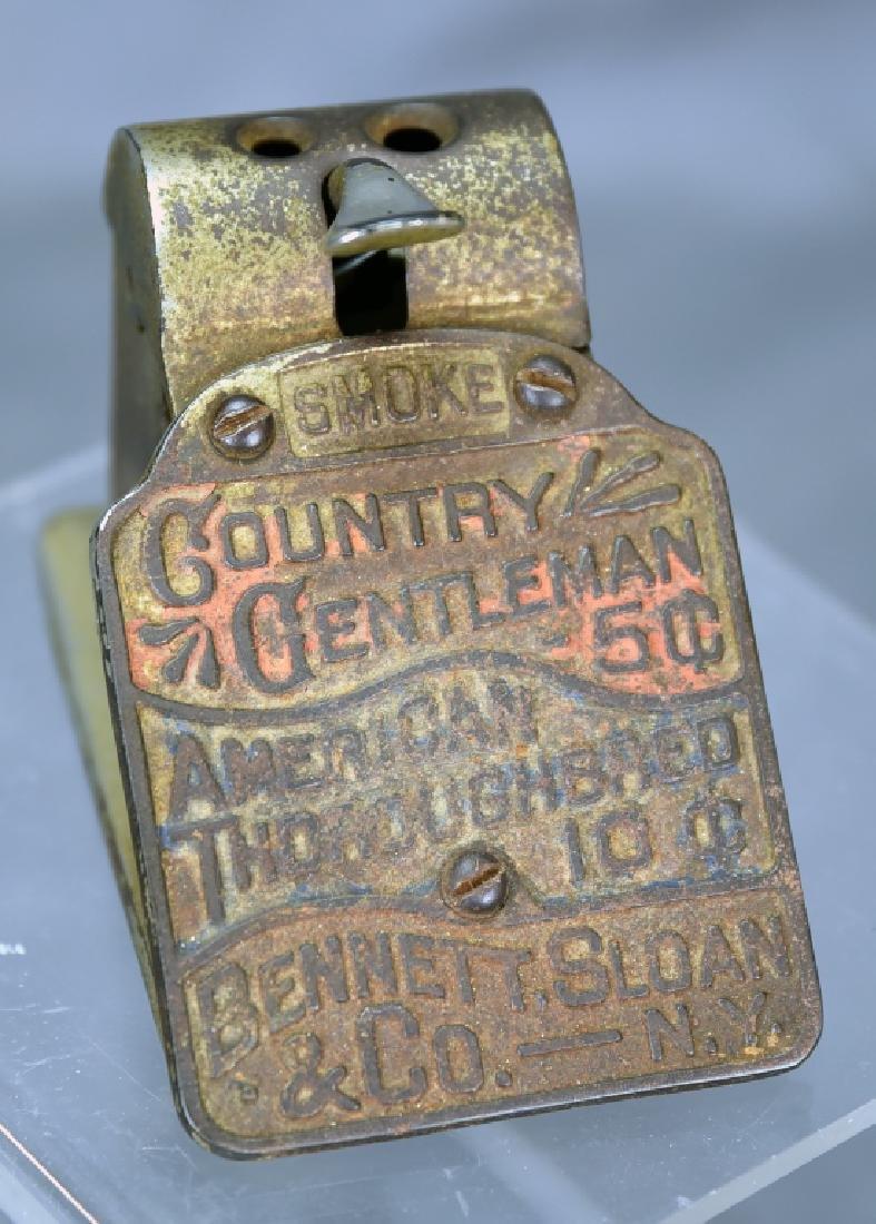 Iron Country Gentleman Cigar Cutter