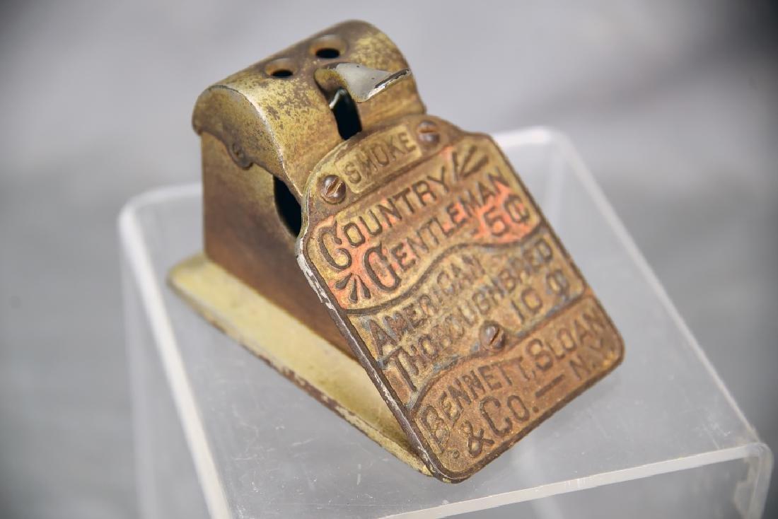 Iron Country Gentleman Cigar Cutter - 3