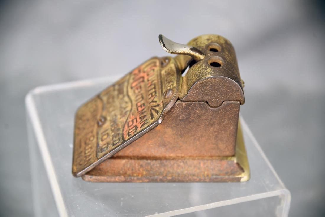 Iron Country Gentleman Cigar Cutter - 4