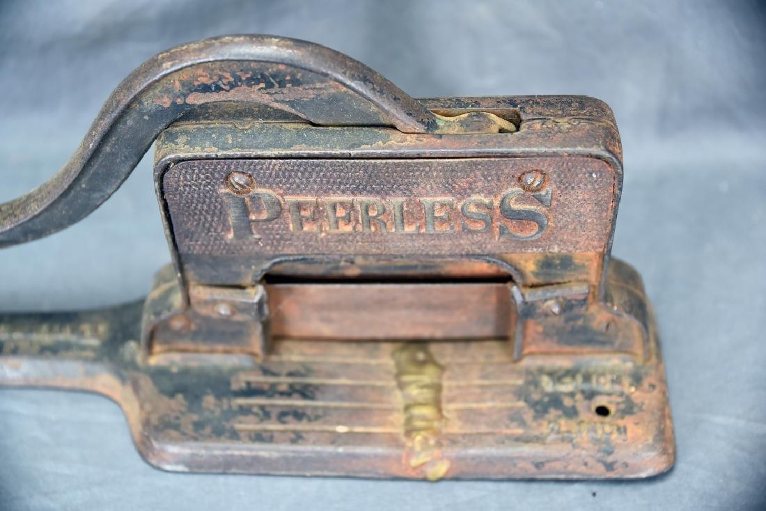 Peerless Tobacco Cutter - 4