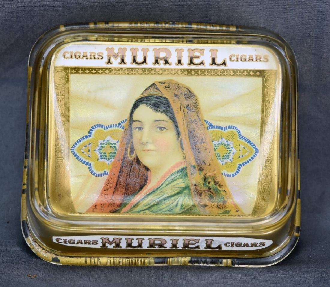 Glass Muriel Cigar Display