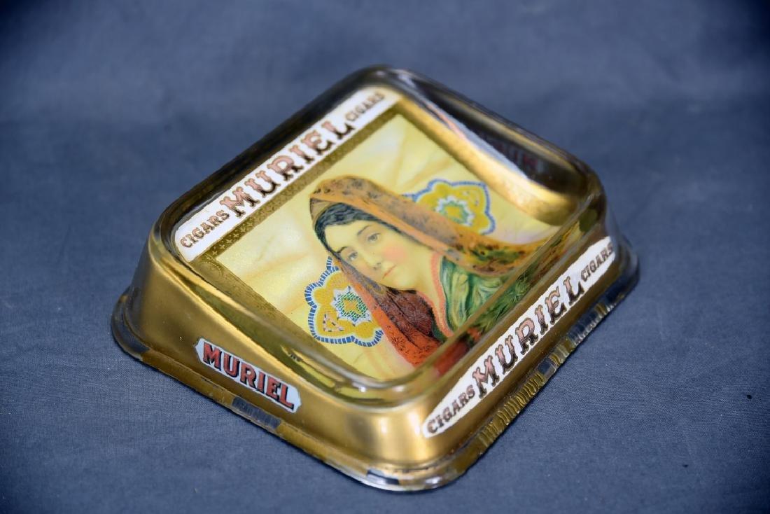 Glass Muriel Cigar Display - 3